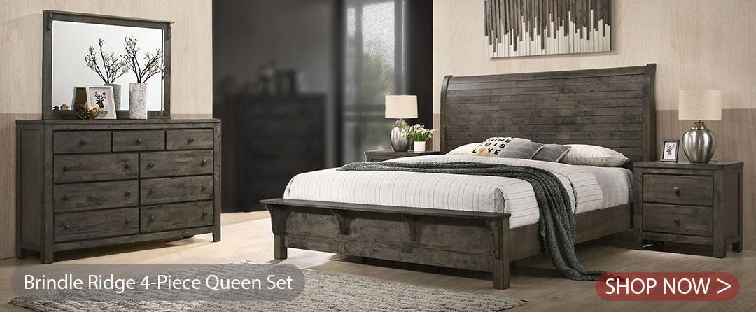 Brindle Ridge Bedroom Collection