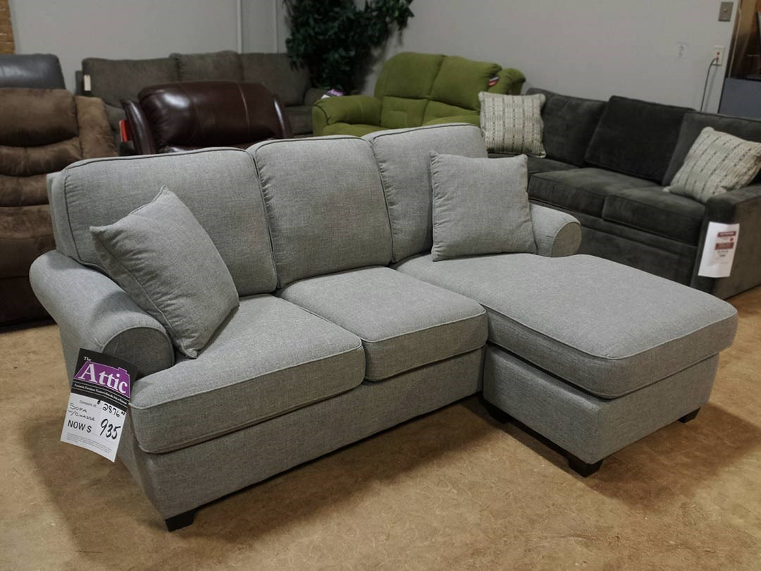Clearance Sectional
