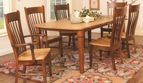 Amish Hand Crafted Solid Wood Furniture Rotmans