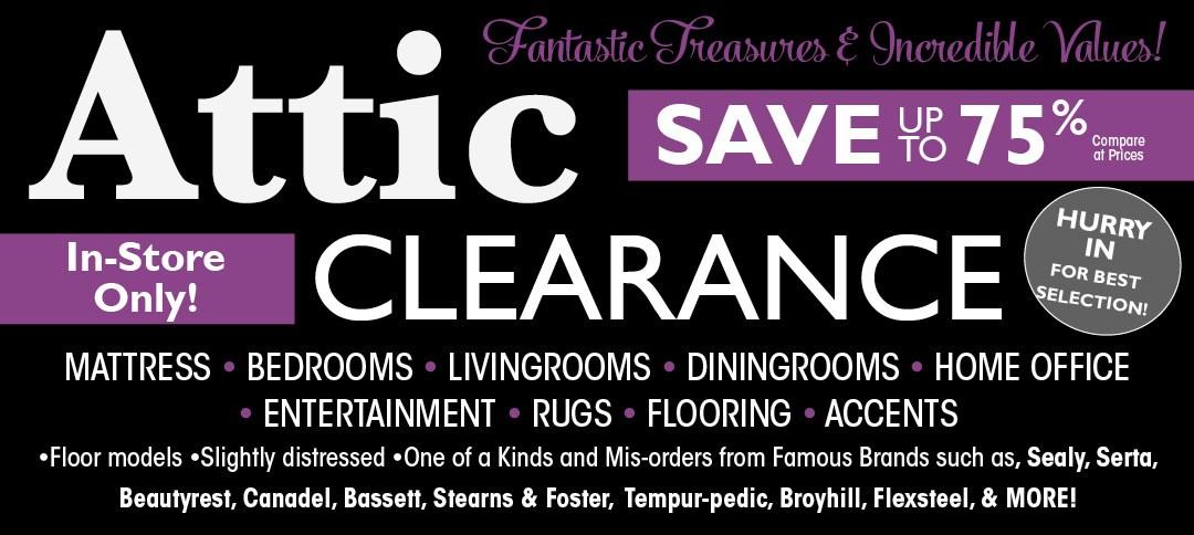 Attic Clearance Center