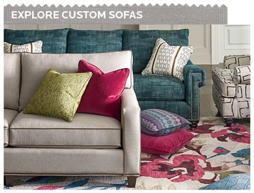 Explore Basset Custom Sofas