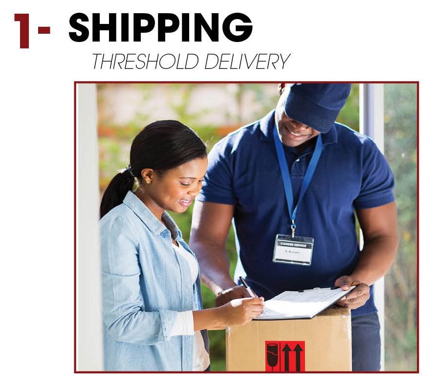 Threshold Shipping Info 1