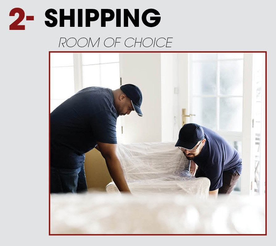 Room Of Choice Delivery Info 1