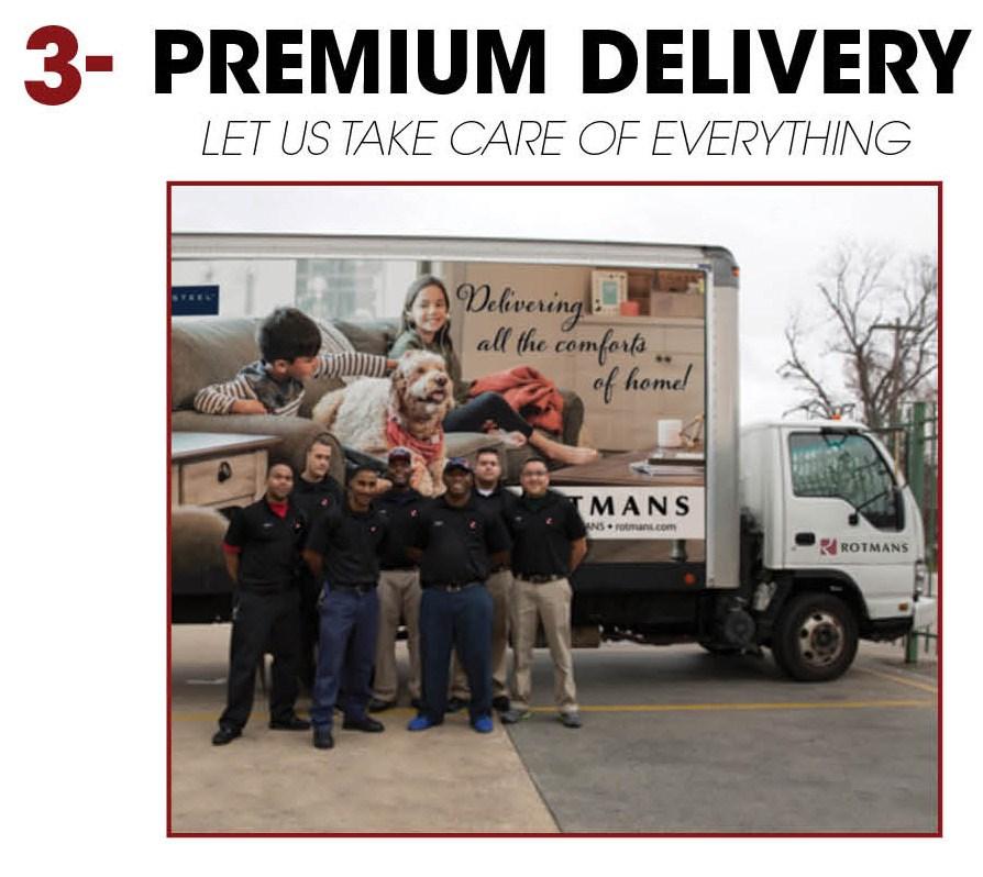 Premium Delivery Info 1