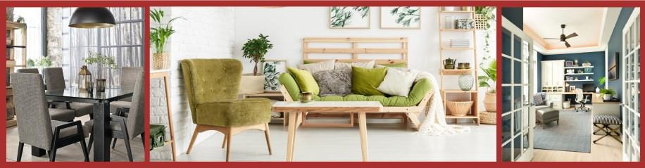 3 Room Design Shots