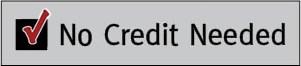 Rotmans No Credit Options