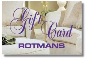 Rotmans Gift Card
