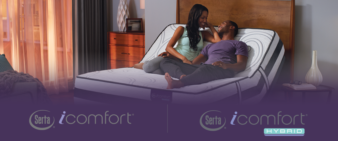 iComfort Sleep System by Serta at Wayside Furniture Akron