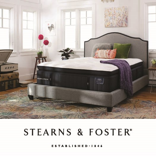 Stearns & Foster Mattress Brand
