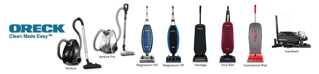 Oreck Vacuums