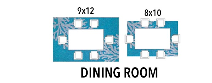 Dining Room Area Rug Tips