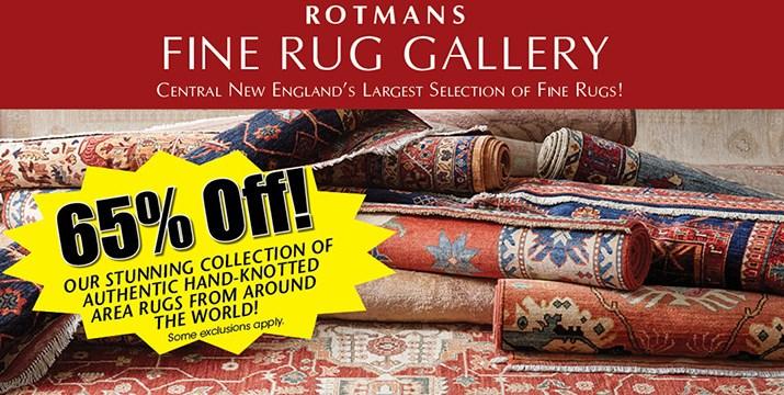 Rotmans Fine Rug Gallery