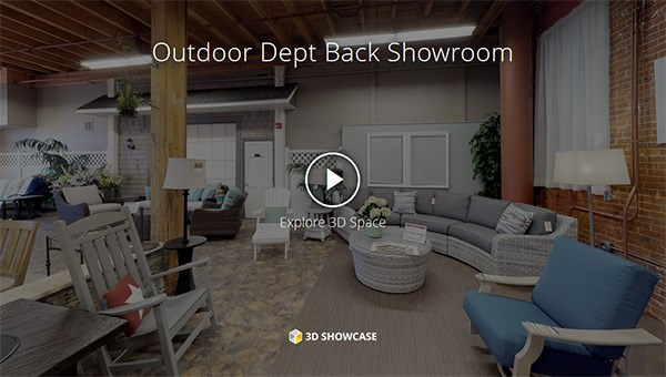 Outdoor Furniture Virtual Tour