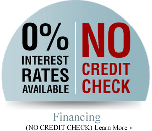 0% Interest Rates Available with No Credit Checks