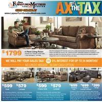 Ax the Tax Sale