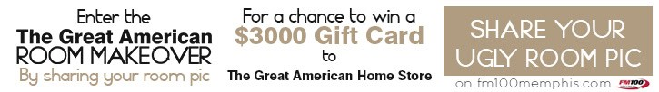 Enter to Win $3000 Room Makeover