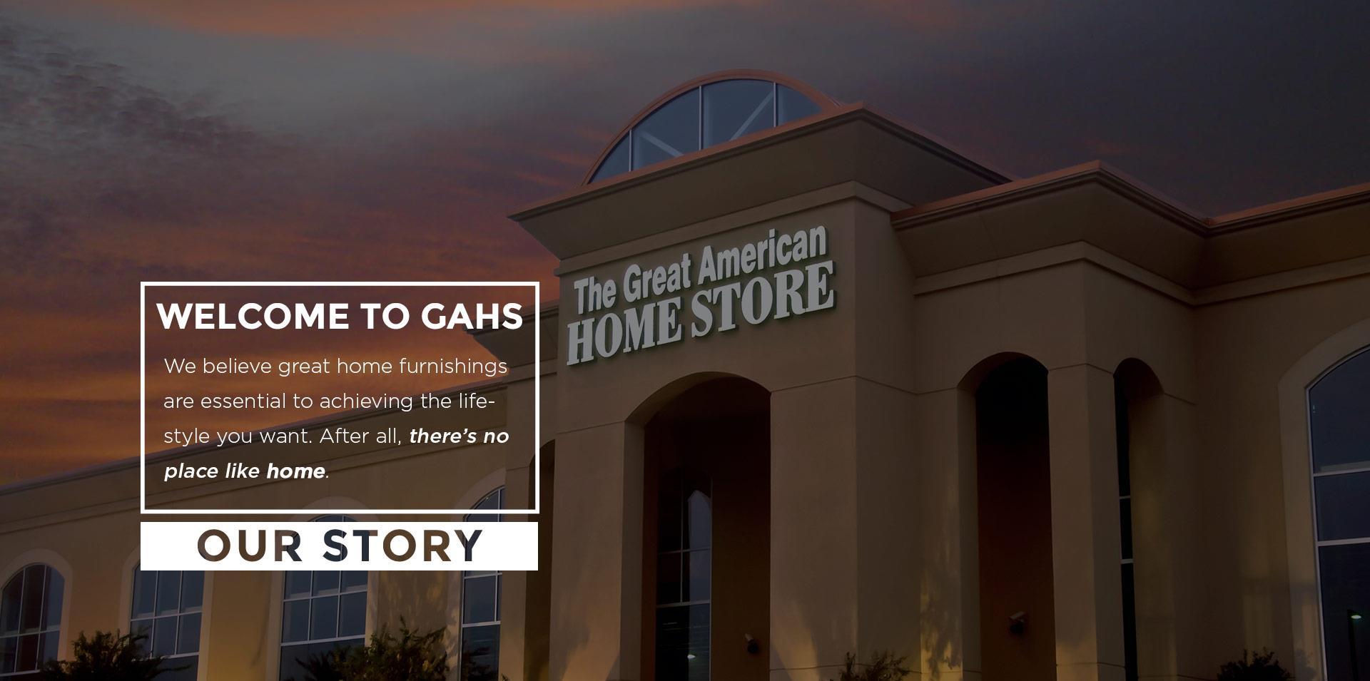 GAHS Home