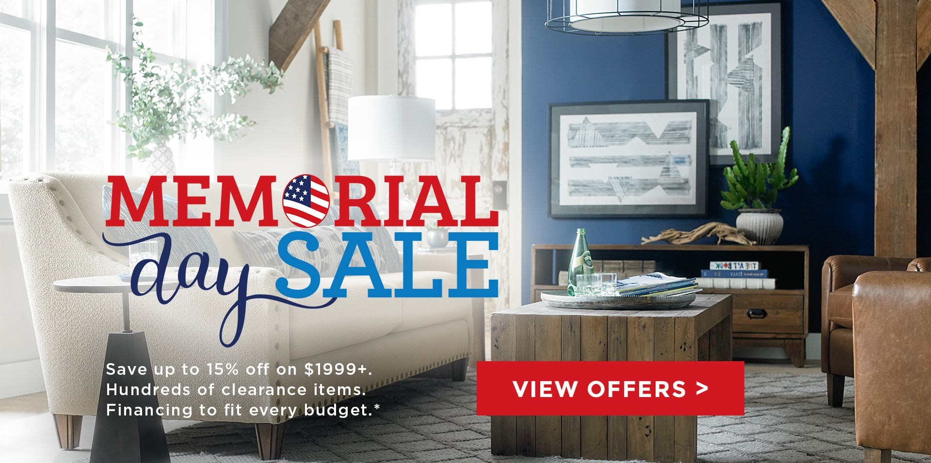 Memorial Day Sale Offers