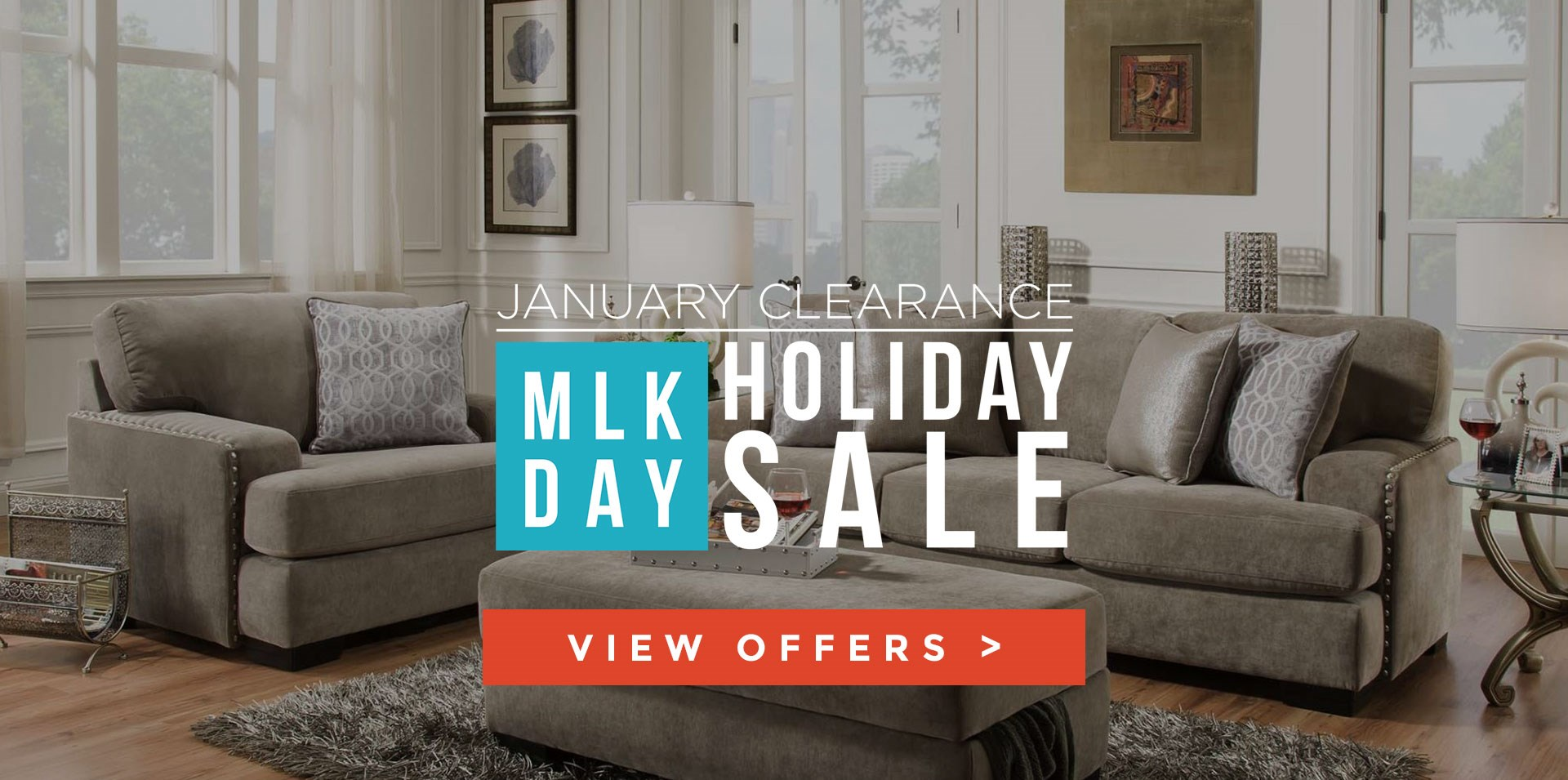 MLK Day Holiday Sale