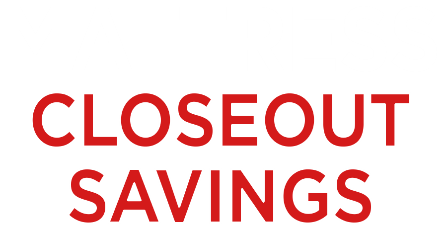 Mattress Closeout Savings