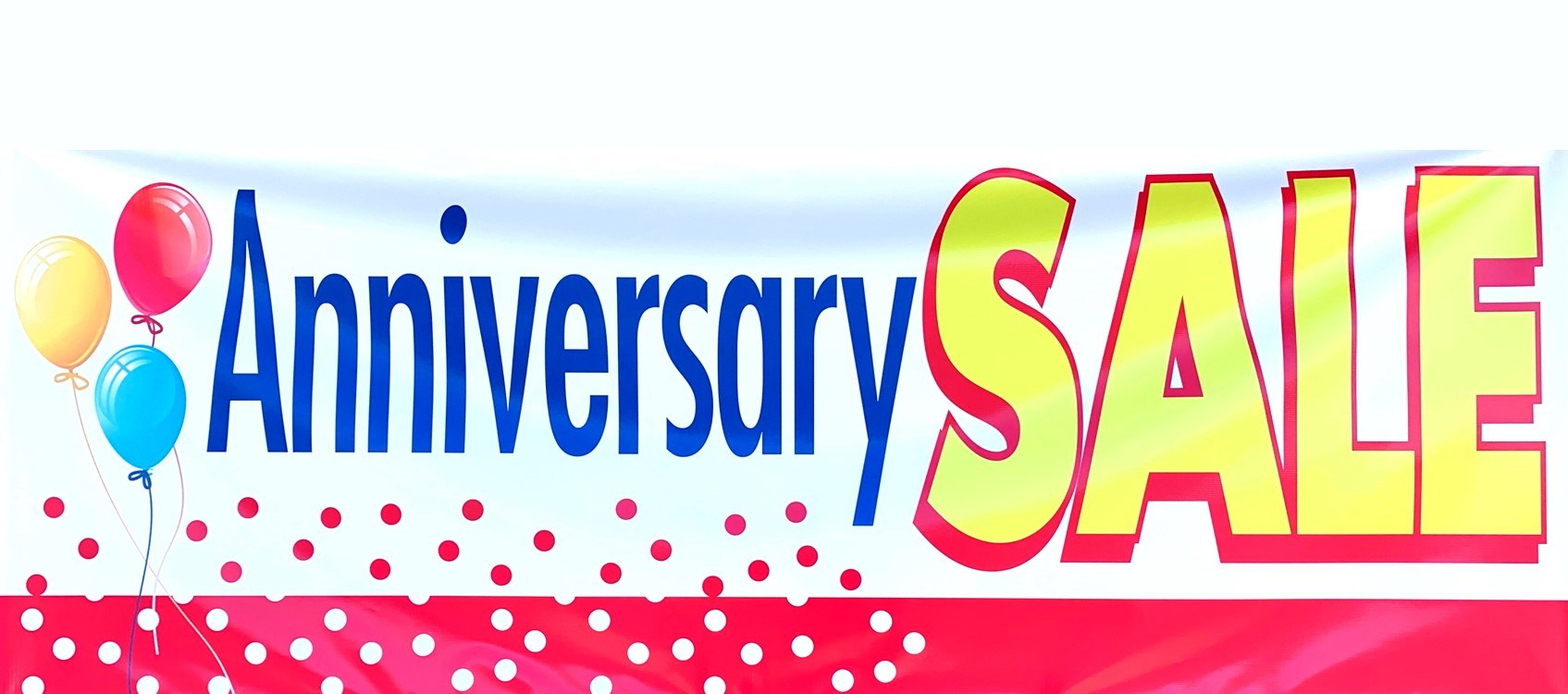 35th Anniversary Sale