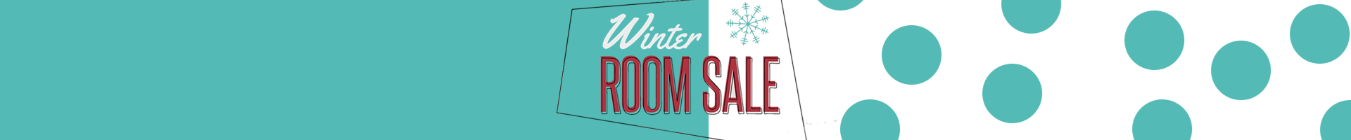 Winter Room Sale