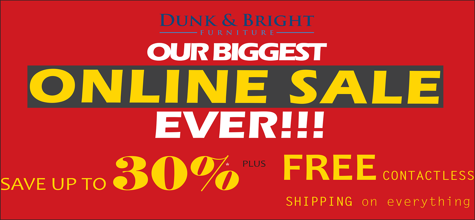 Biggest Online Sale Ever