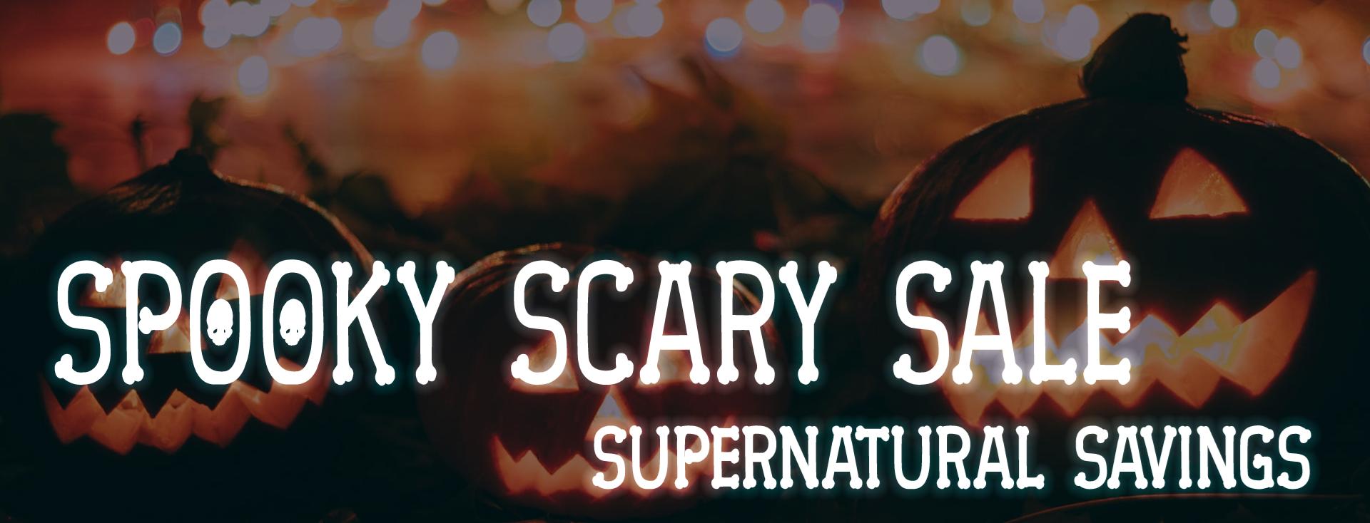 Supernatural Savings