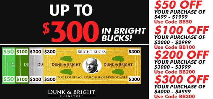 Dunk Bright Furniture Syracuse Utica Binghamton Mattress