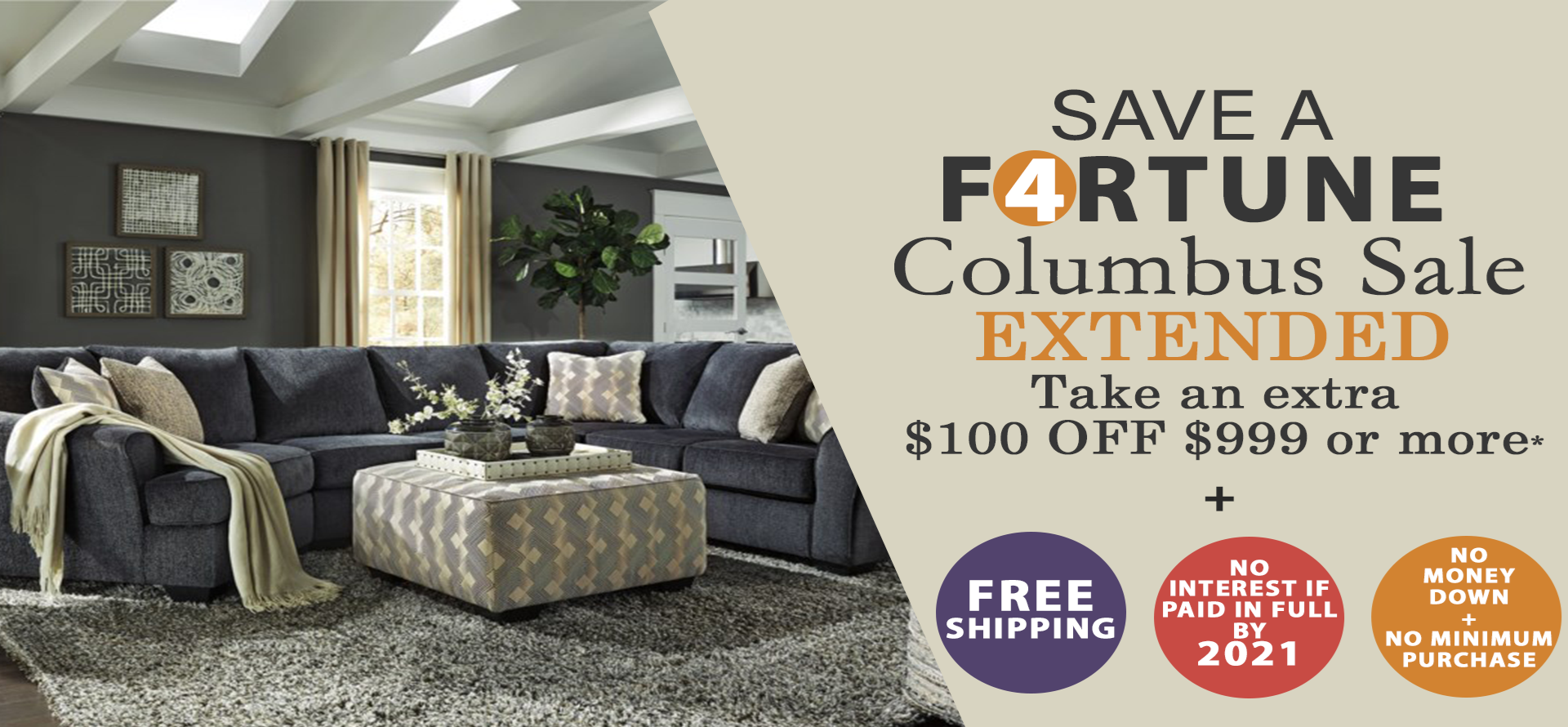 Columbus Sale Extended