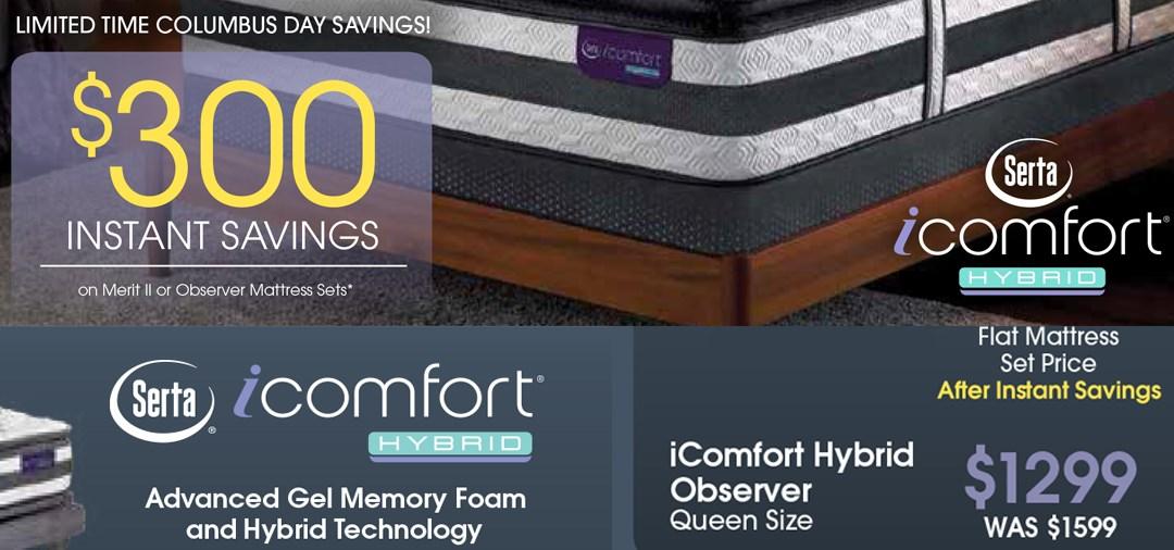 icomfort hybrid observer