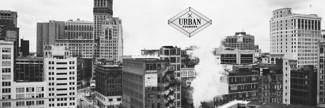 Urban Foundry Impressive Urban Foundry Pouf
