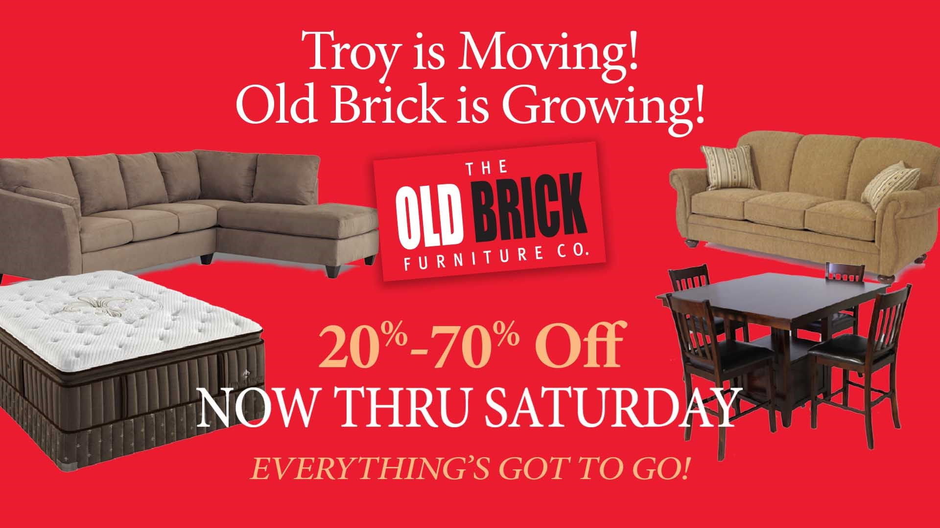 Troy is Moving!