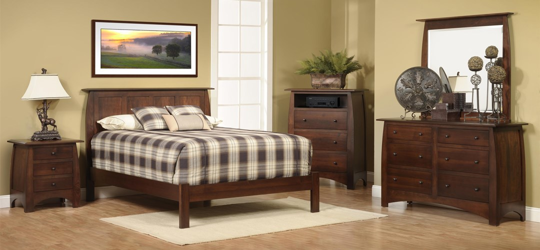 Millcraft Bedroom Group