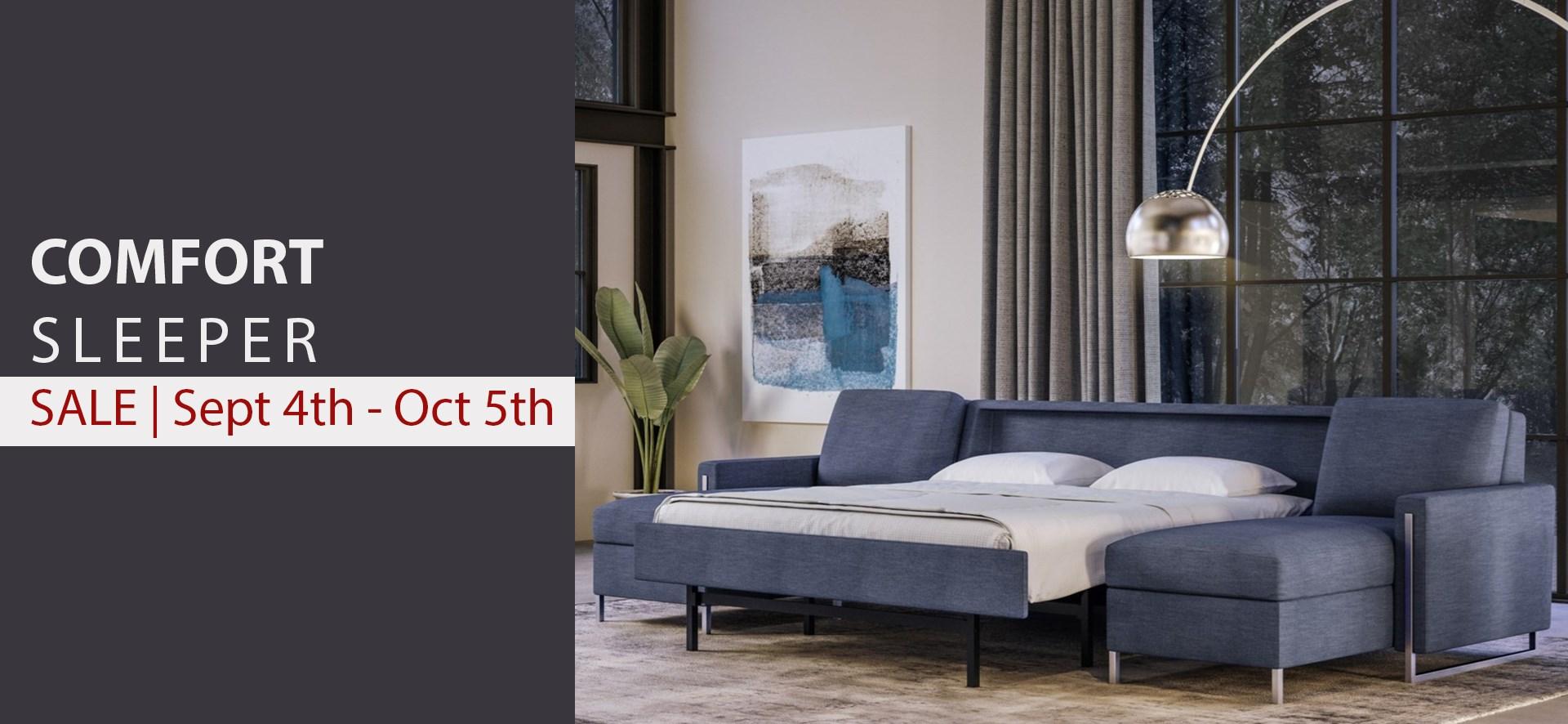 Comfort Sleeper Sale