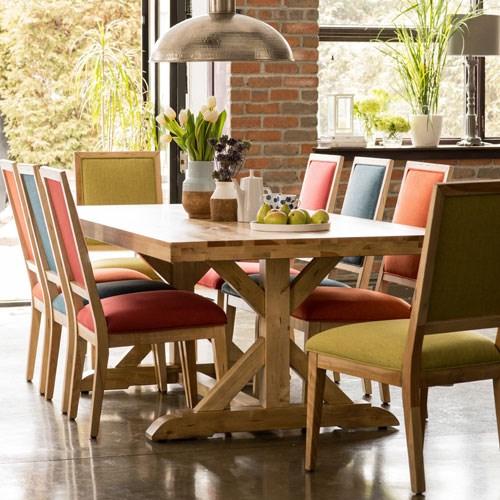 Custom Dining Furniture Delivered in 35 Days