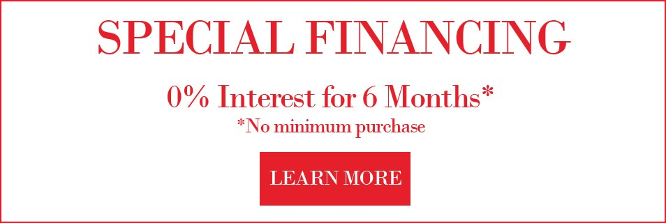 6 months financing at Saugerties