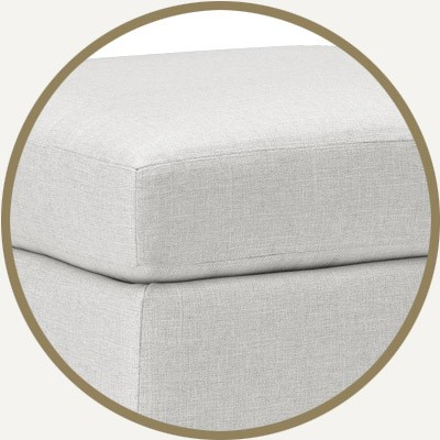 zoomed cushion