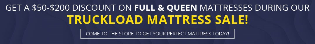get a discount on full and queen mattresses