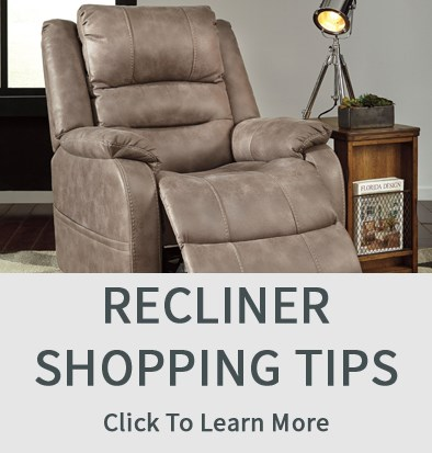 Recliner Shopping Tips
