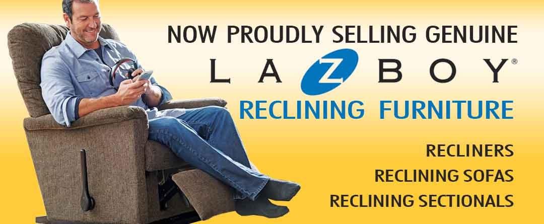 Now Selling La-Z-Boy