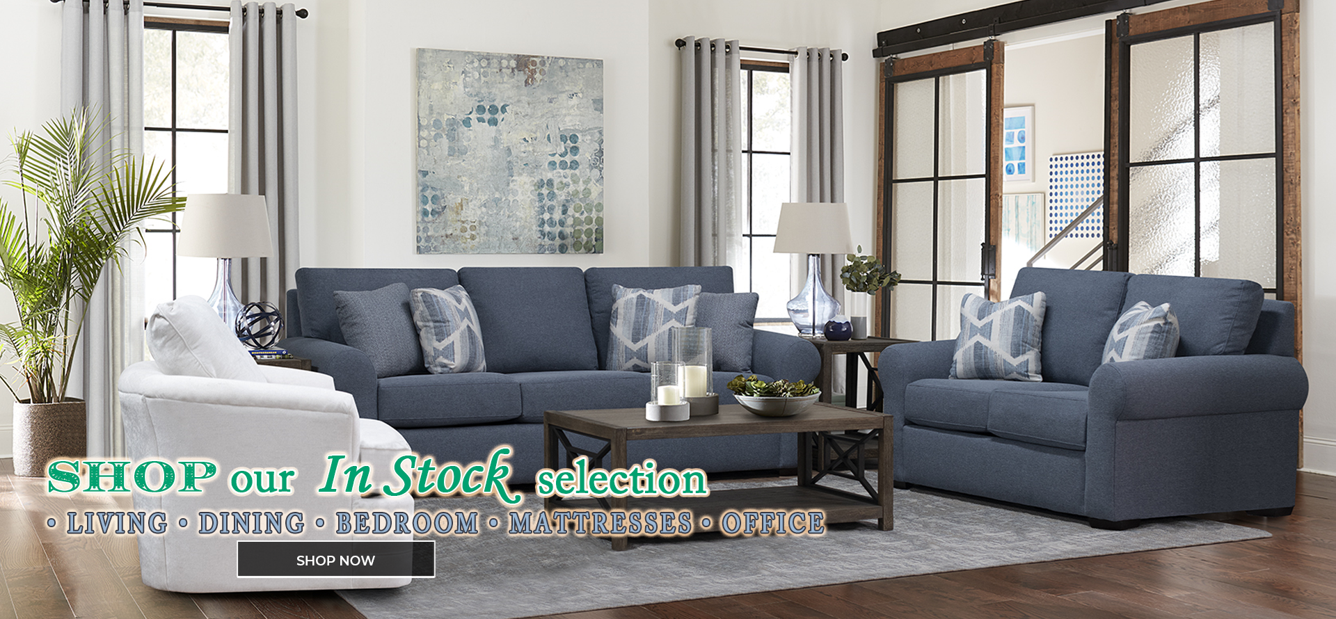 Shop our in stock selection. Click to start shopping.