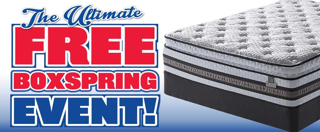 The Ultimate Free Boxspring Event