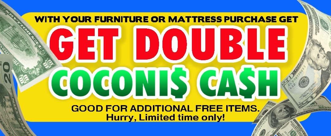 Double Coconis Cash