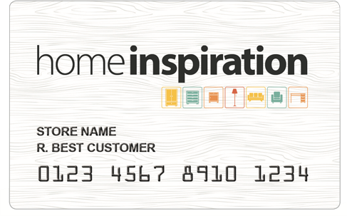 Home Inspriation Card by TD Bank