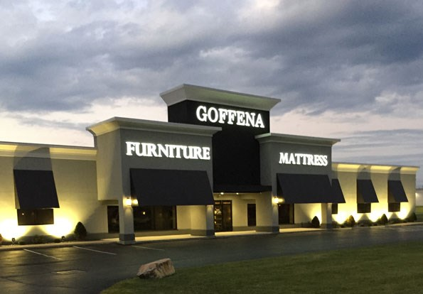 Goffena Outside Store