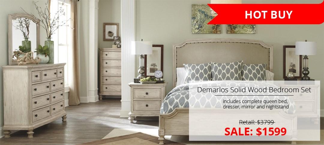 Bedroom Hot Buy