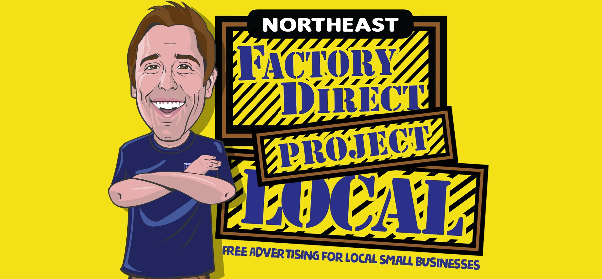 Project Local - click here to fill out the form so we can help you promote your small business