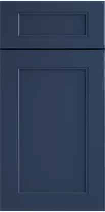 Dec. Recessed Panel Admiral Blue