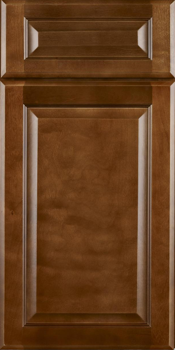 jsi raised brown espresso cabinet